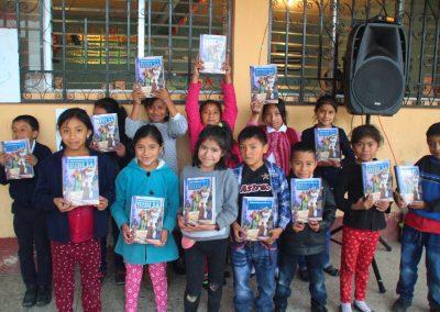 Guatemala: Quetzaltenango 2018