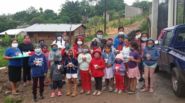 도미니카, 과테말라, 온두라스, 네팔_두란노 침례교회 선교부 2020
