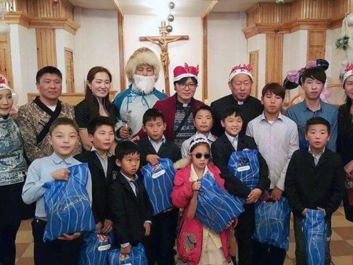 몽골: 바양허쇼