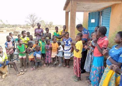 Burkina Faso, Ghana_Missionary Lee Yong-hak 2020